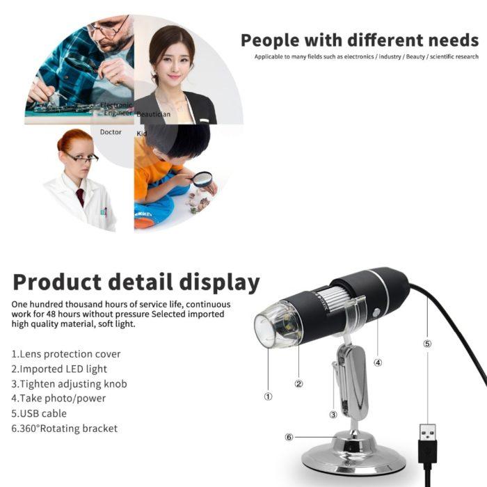 USB Microscope Digital Microscope