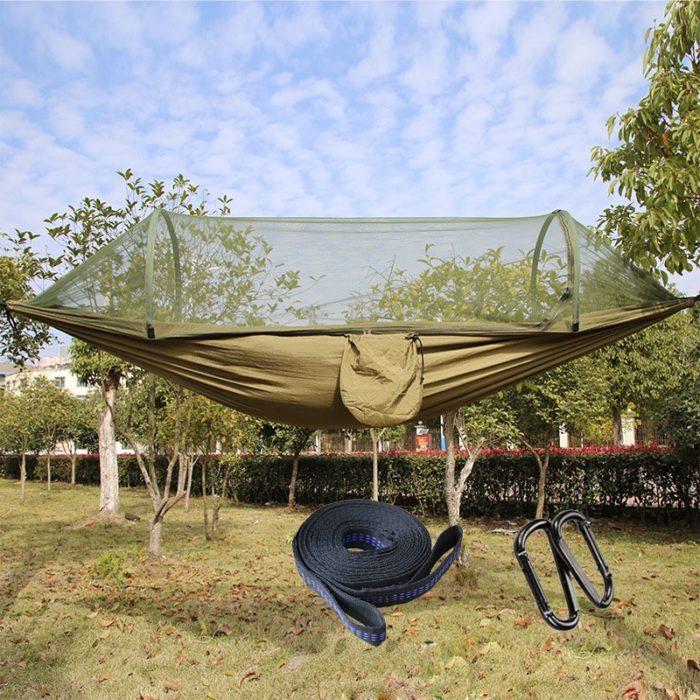 Tree Hammock Mosquito Netting