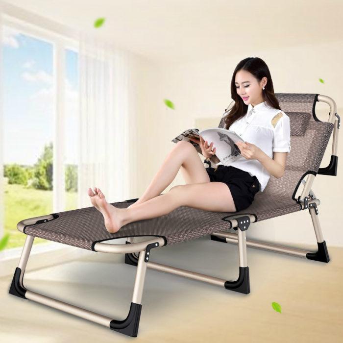 Sun Loungers Reclining Chair Seat