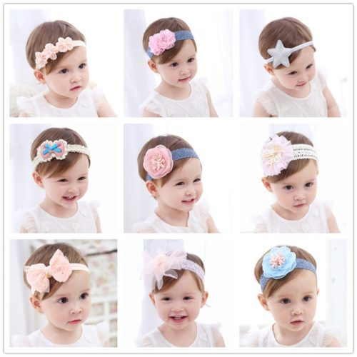 Baby Headbands Hair Accessories