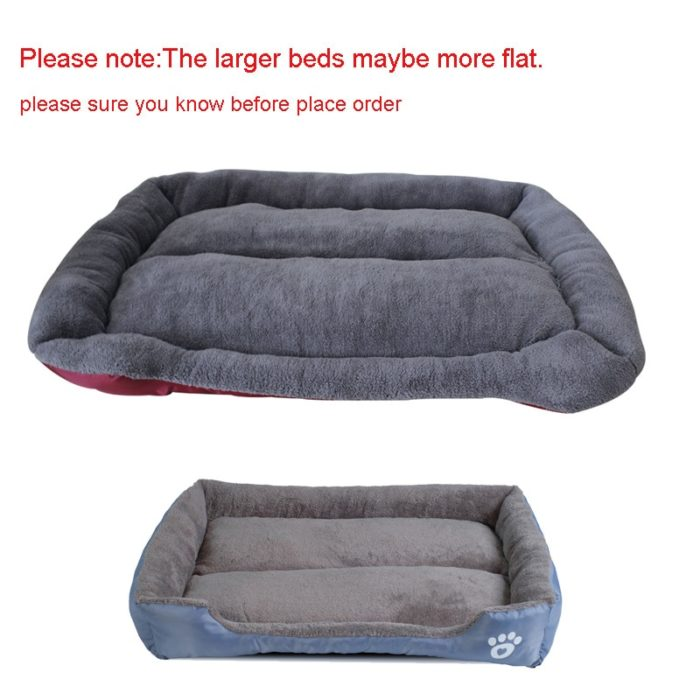 Dog Beds Waterproof Pet Bed Cushion