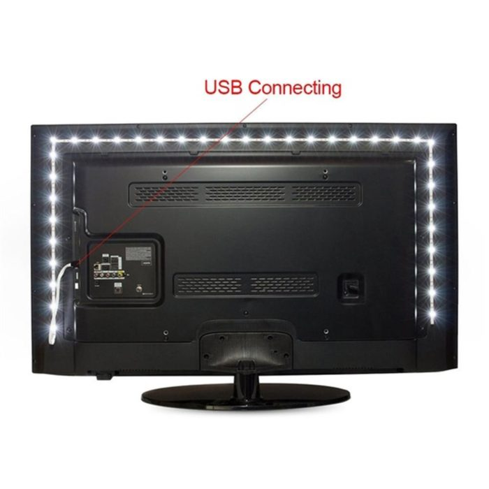 Strip Lights TV Cable LED