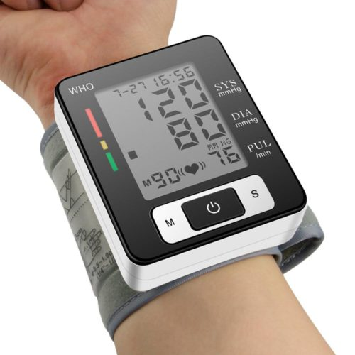 Blood Pressure Machine BP Monitor
