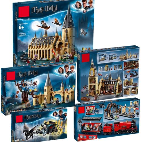Harry Potter Toys Building Blocks
