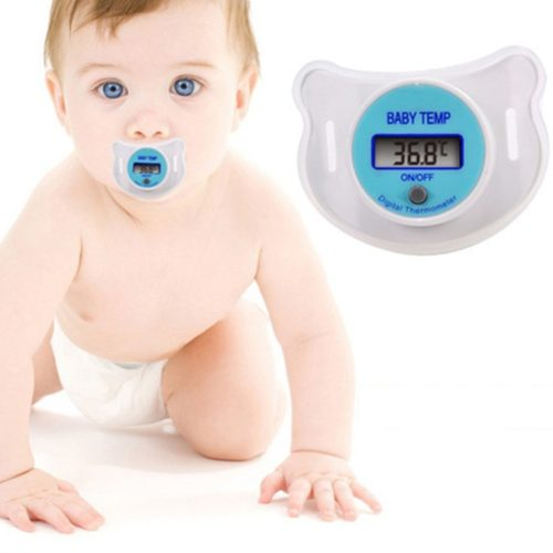 Thermometer for Kids Newborn Pacifier