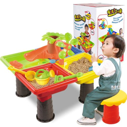 Water Play Table Activity Toy Set