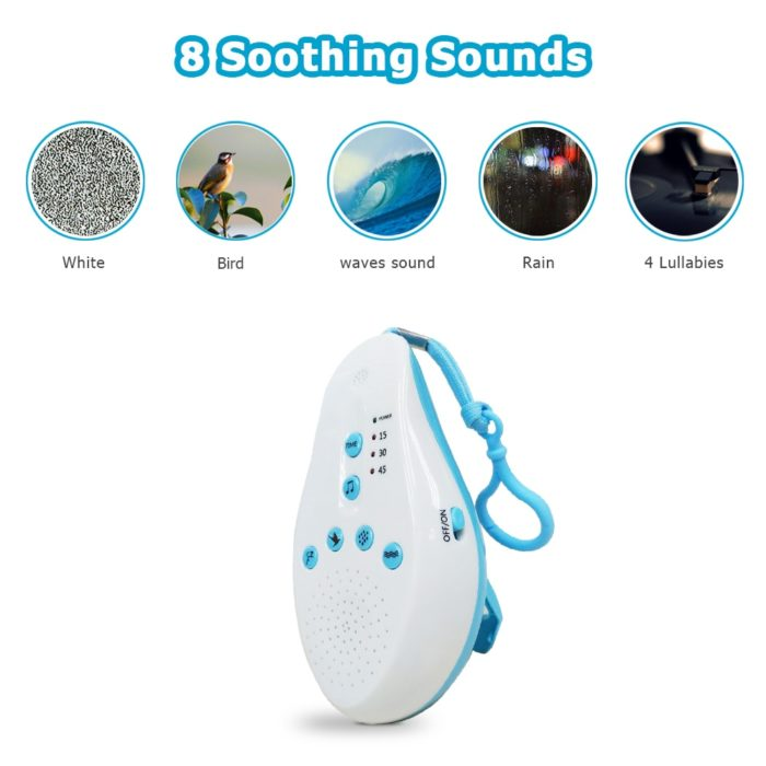 White Noise Machine Sleep Soothers