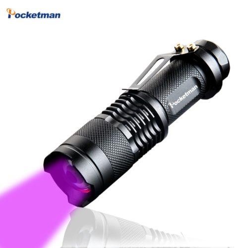 UV Flashlight LED Torch