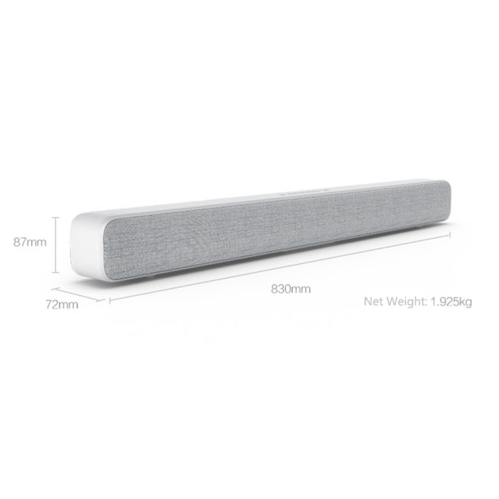 Bluetooth Soundbar TV Surround Sound