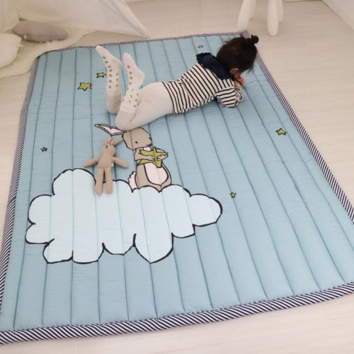 Kids Play Mat Thick Washable Carpet