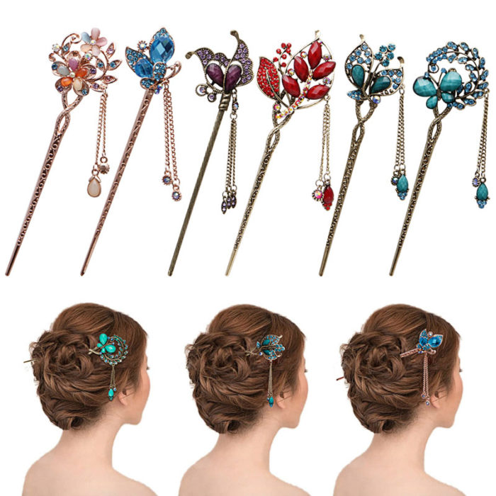 Hair Chopsticks Hairstick Accessories