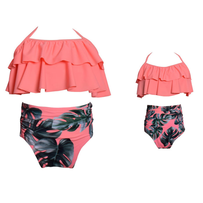 Mommy and Me Clothes Swimsuit
