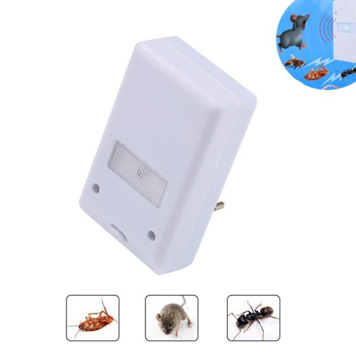 Rodent Repellent Ultrasonic Pest Control
