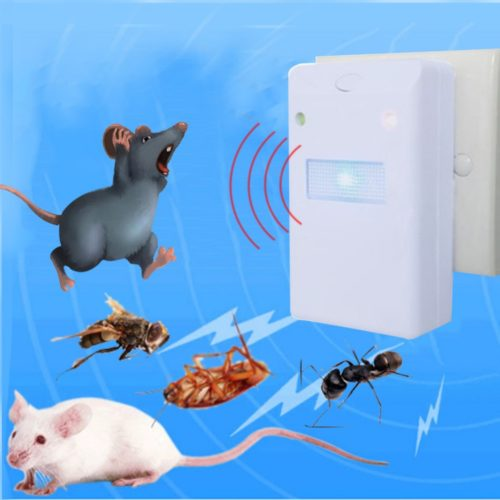 Rodent Repellent Ultrasonic Pest Control