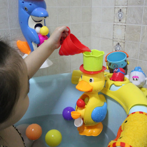 Baby Bath Toys Water Play