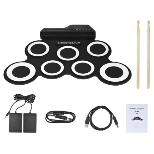 Electric Drum Set Drum Pad