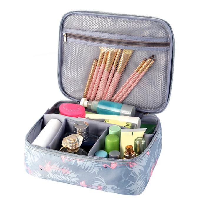 Beauty Case Travel Makeup Bag