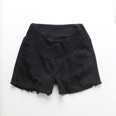 Maternity Shorts Denim Wear