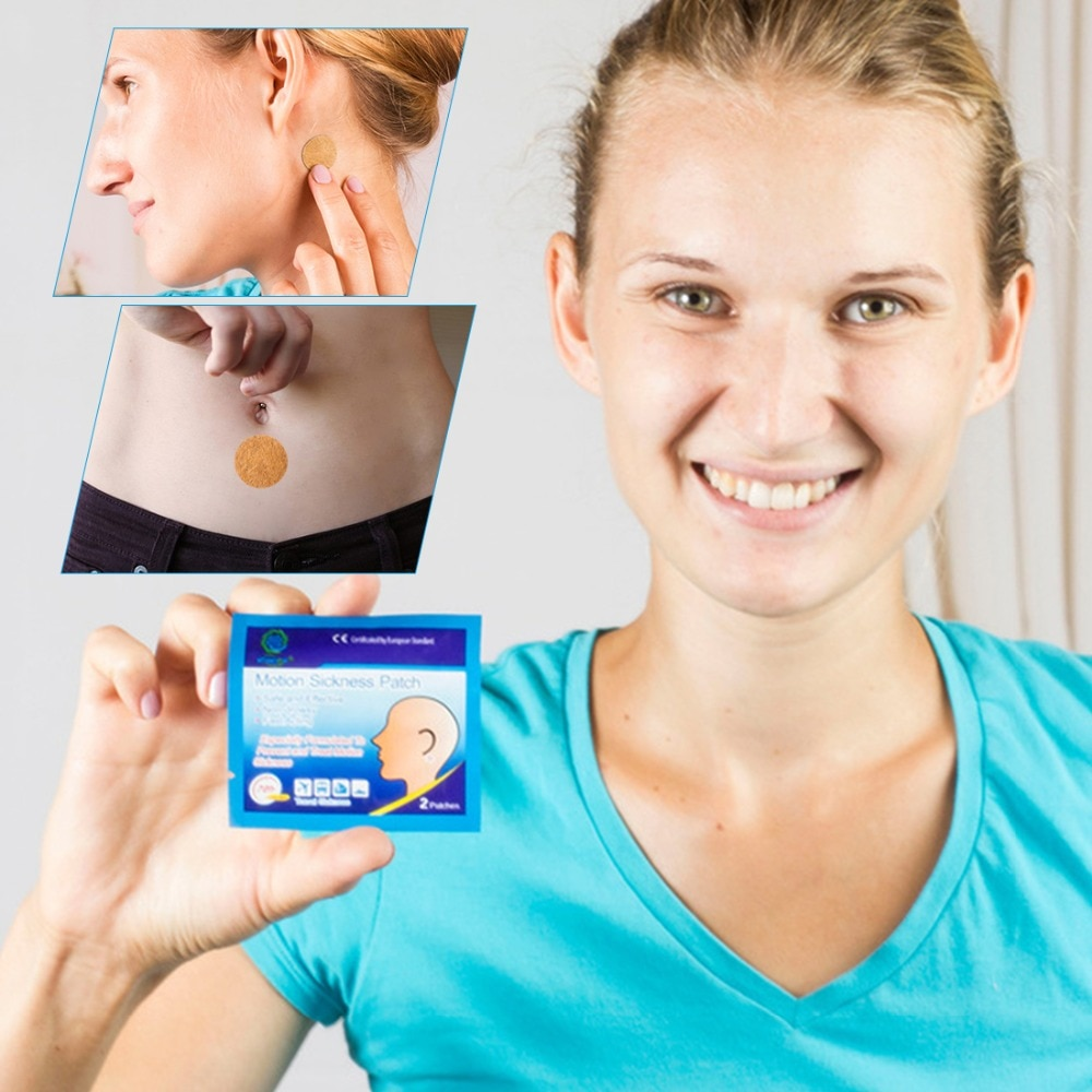 Motion Sickness Patch Topicals (10 pieces) - Life Changing Products