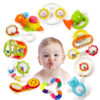 Baby Rattle Hand Instrument Toys