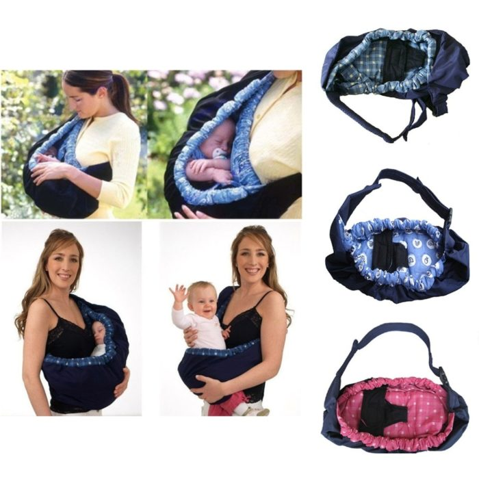 Baby Carrier Wrap Nursing Pouch