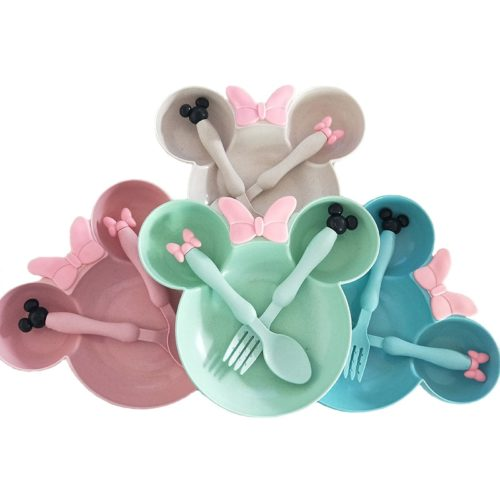 Tableware Set Baby Spoons