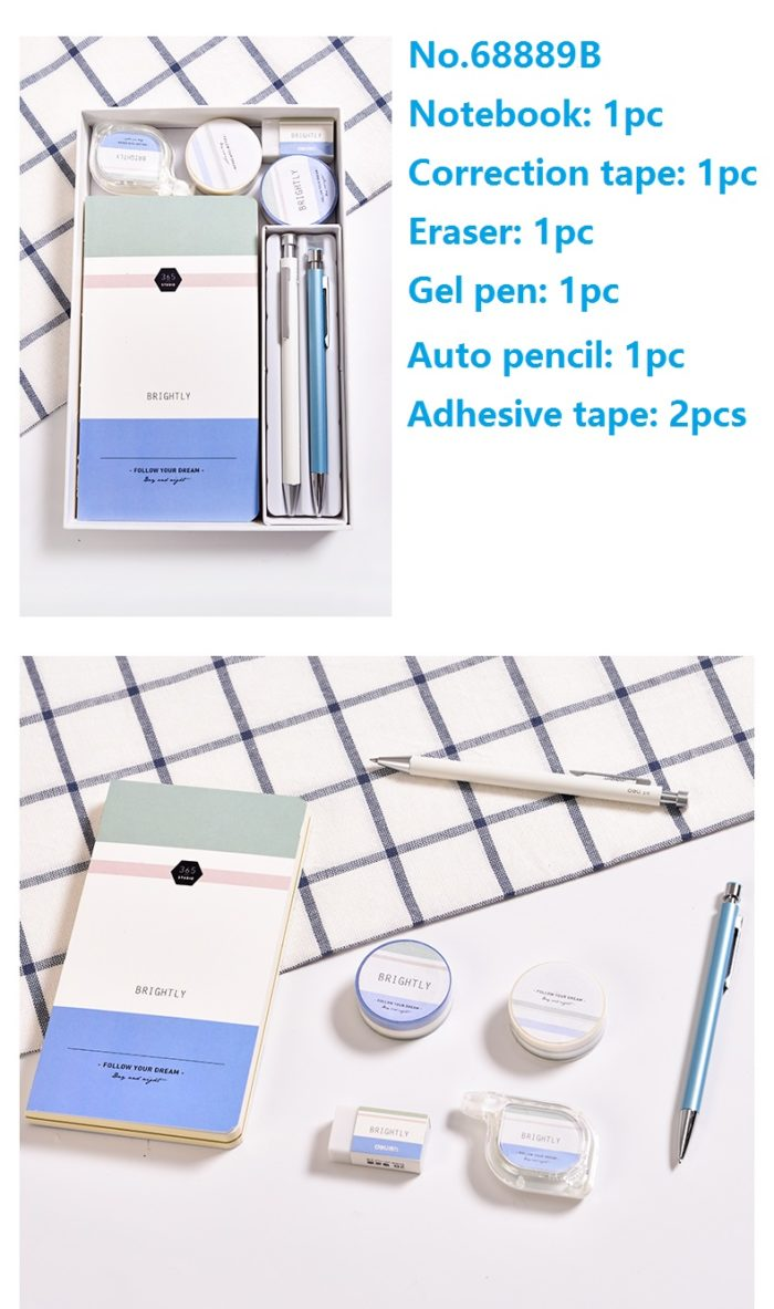 Stationery Set Cute Writing Supplies