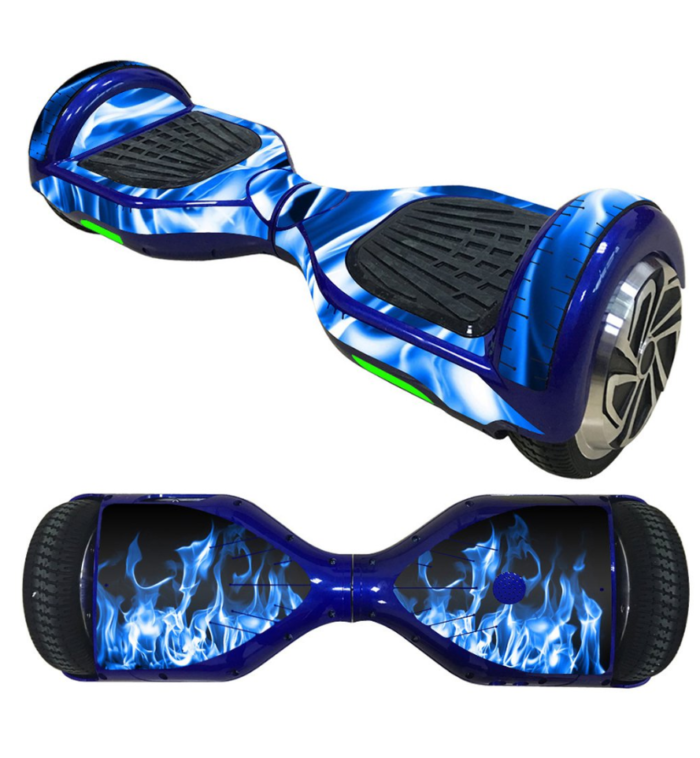 Hoverboard Protective Vinyl Skin Decal