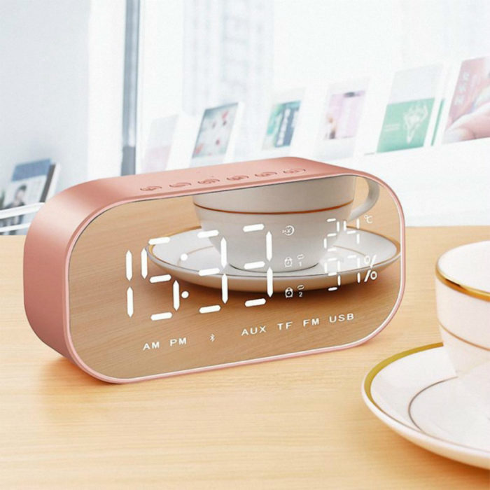 LED Clock Digital Alarm Clock