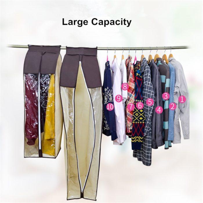 Wardrobe Organizer Garment Suit Bag