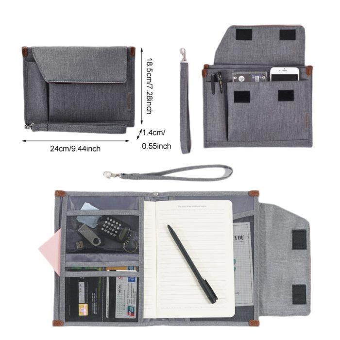Travel Document Holder Bag
