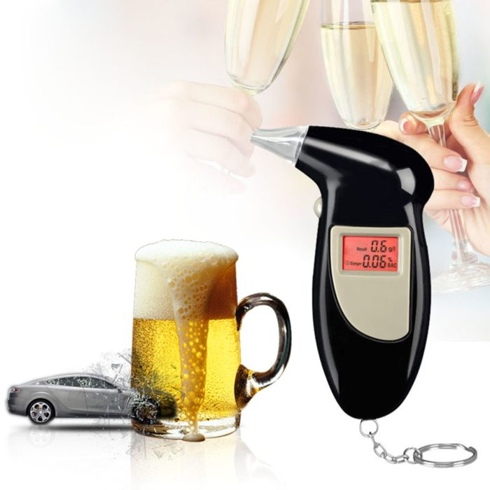 Alcoholtester Breathalyzer Breath Test