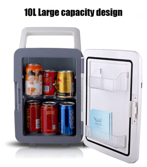 Small Fridge Portable Cooler-Heater