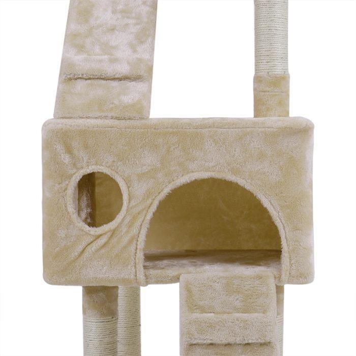 Cat Tree House Pet Furniture