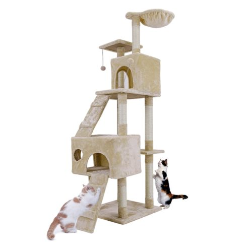 Cat Tree House Pet Furniture
