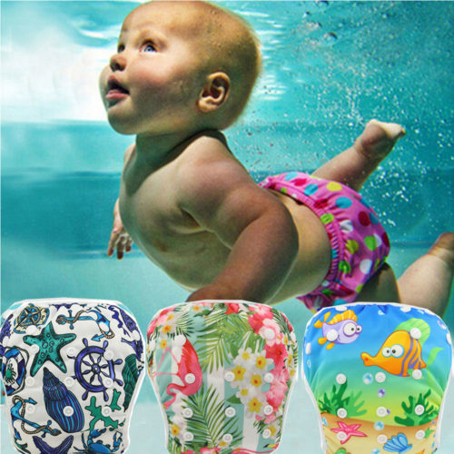 Swim Diapers Cloth Nappies