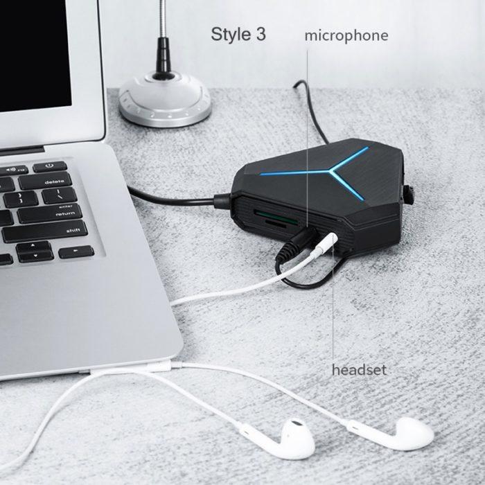 Port Hub USB Extender