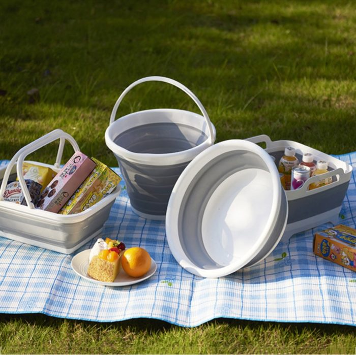 Washing Up Bowl Collapsible Buckets