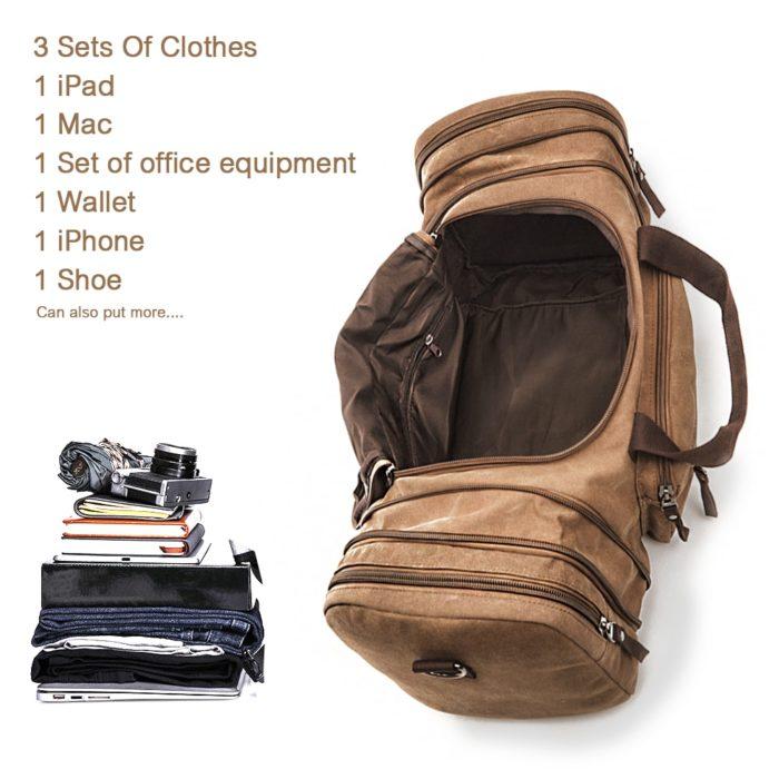 Duffel Bag Cabin Luggage