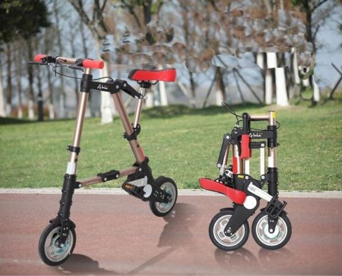 Folding Bike Mini Bicycle