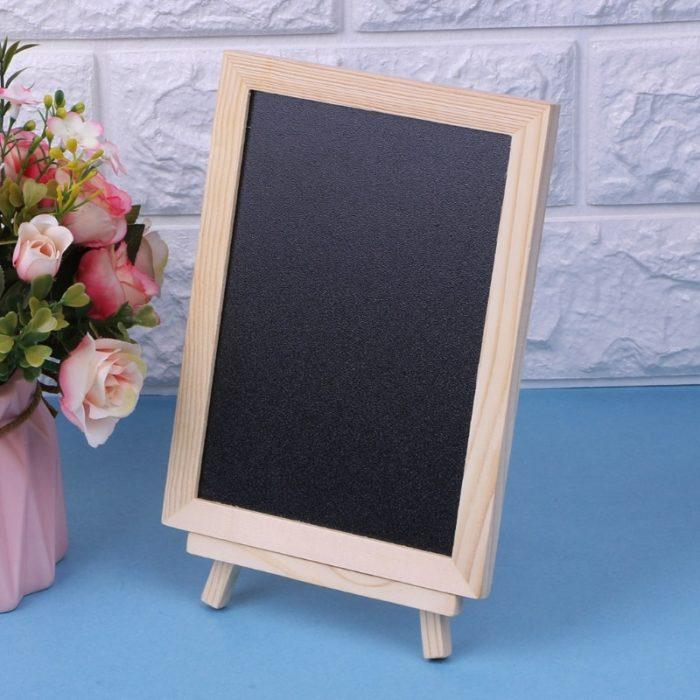 Framed Chalkboard Tabletop Decoration