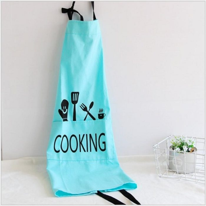 Kitchen Apron Cooking Bib