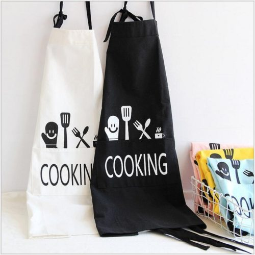 Kitchen Apron Cooking Bib