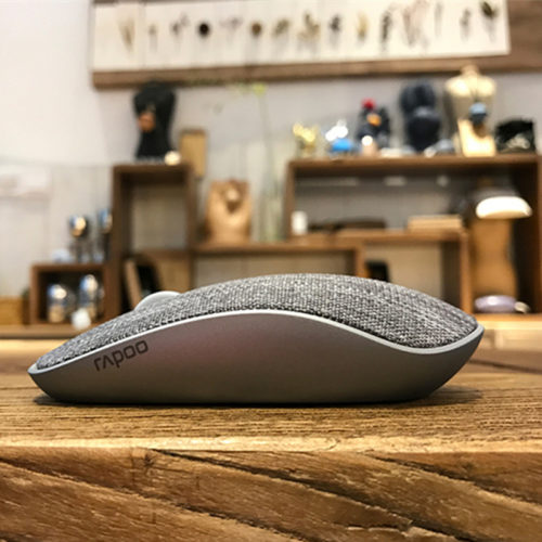 Cordless Mouse Fabric-Covered Accessory