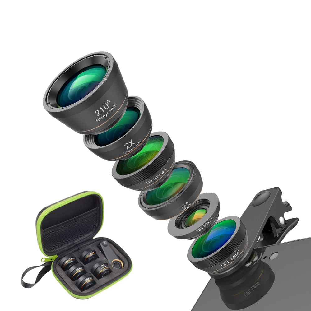 e16a45739f0f2b Smartphone Lens Camera Accessories - Life Changing Products