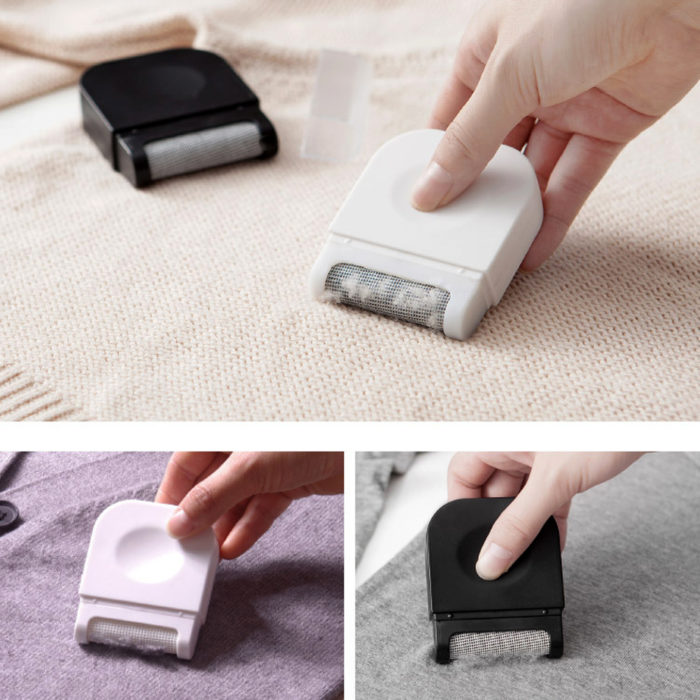 Lint Roller Portable Fluff Remover