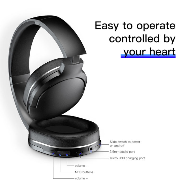 Wireless Gaming Headset Headphones