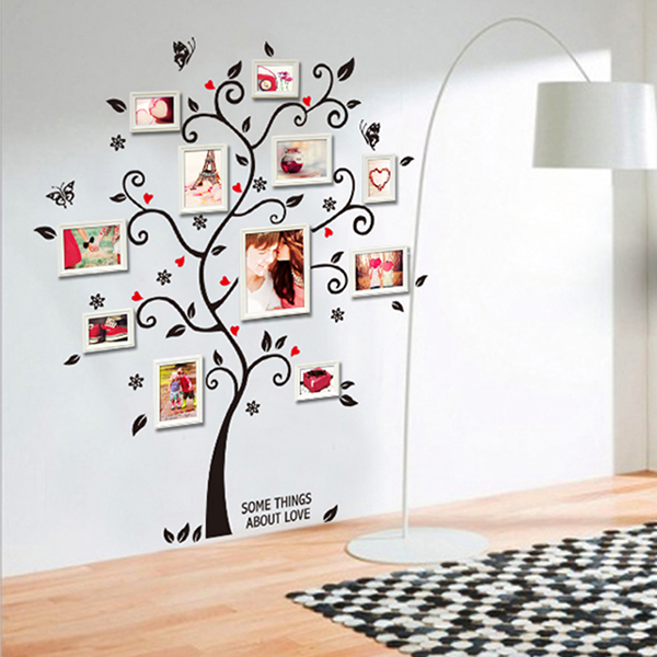 Family Tree Picture Decal