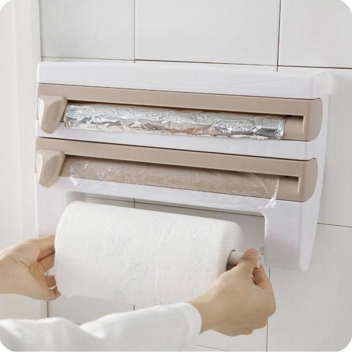 Paper Towel Holders Rack