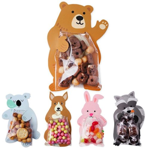 Candy Bags 10pcs Cute Treat Bags